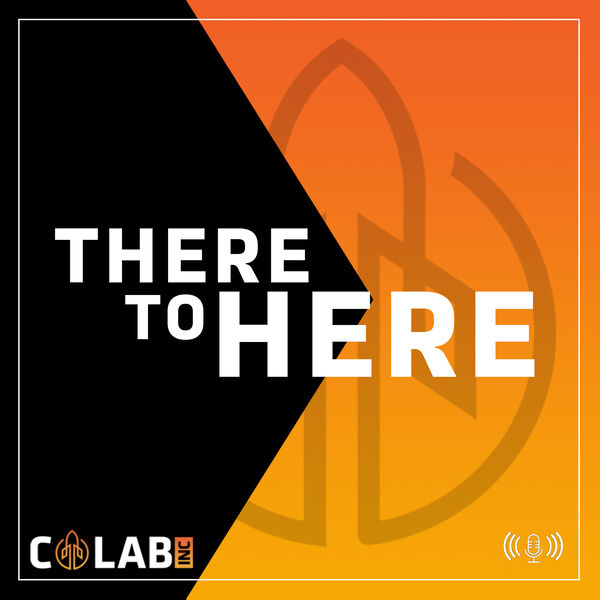 There to Here Podcast Artwork Image