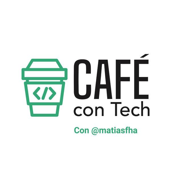 Café con Tech Podcast Artwork Image