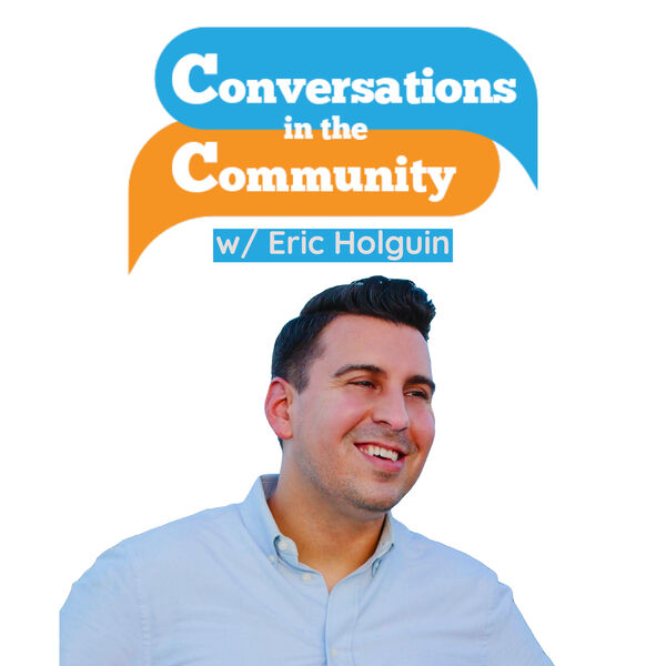 Conversations in the Community Podcast Artwork Image
