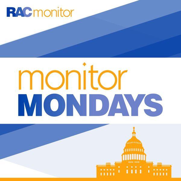 Monitor Mondays Podcast Artwork Image