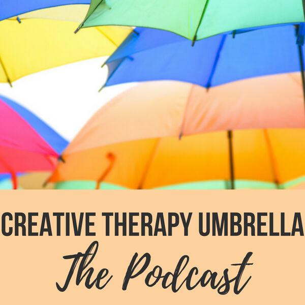Creative Therapy Umbrella: The Podcast Podcast Artwork Image