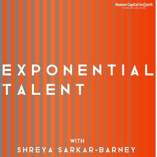 Exponential Talent Podcast Artwork Image