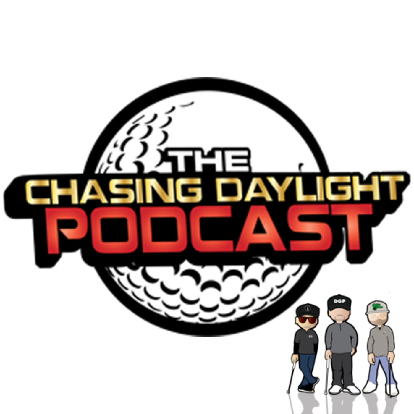 """E100: Getting to know the CDP Guys, with some """"Deep Thoughts"""" about why we love golf so much."""