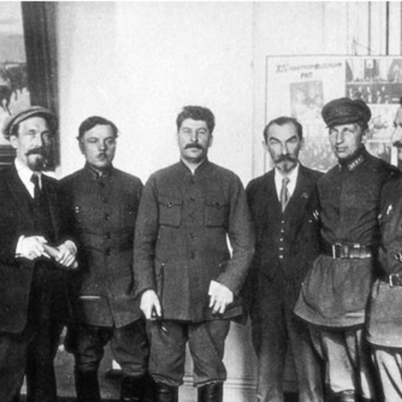 The Russian Revolution #8 - In One Country