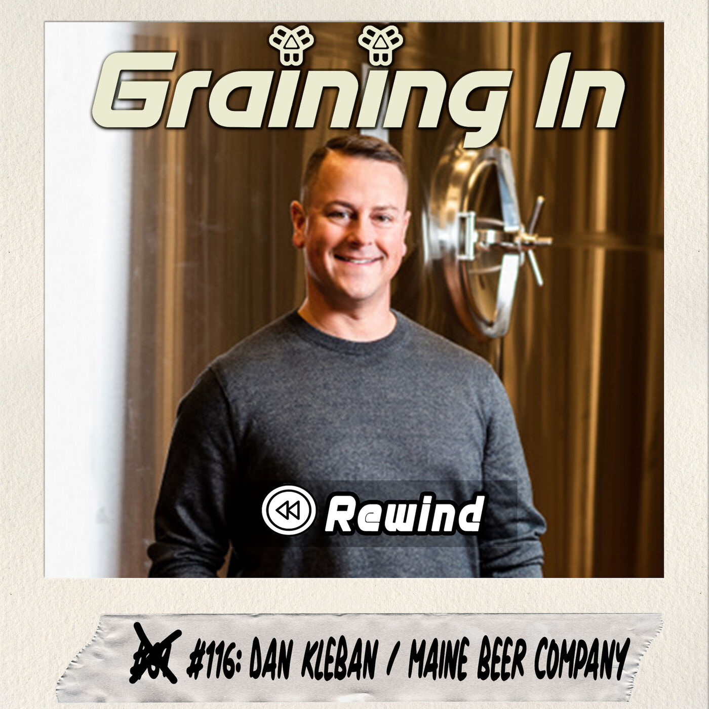 #116: Dan Kleban | Maine Beer Company (REPOSTED)