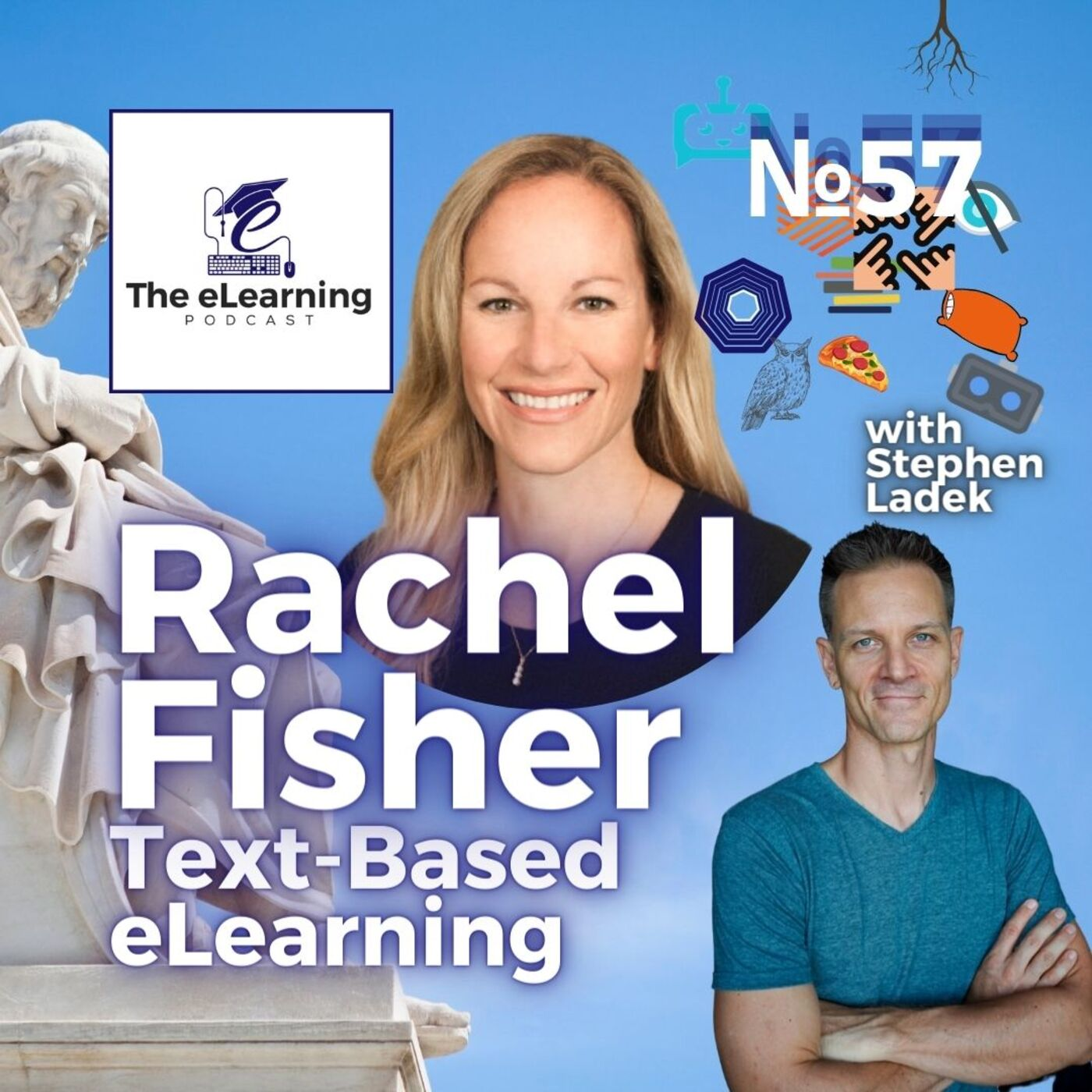 AI & text-based learning to meet young learners where they hang with Rachel Fisher, Hello PLATO