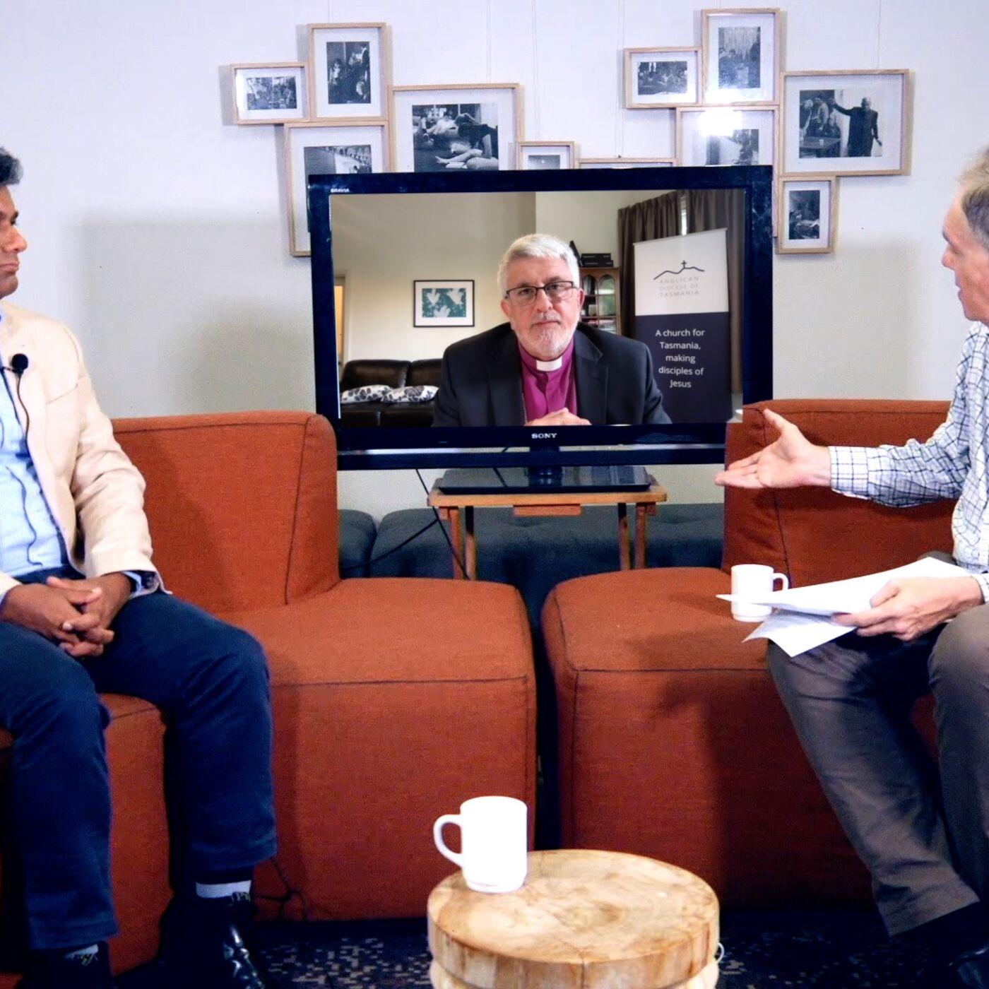 The Future of the Australian Anglican Church - with Kanishka Raffel, Richard Condie and Jennifer Hercott