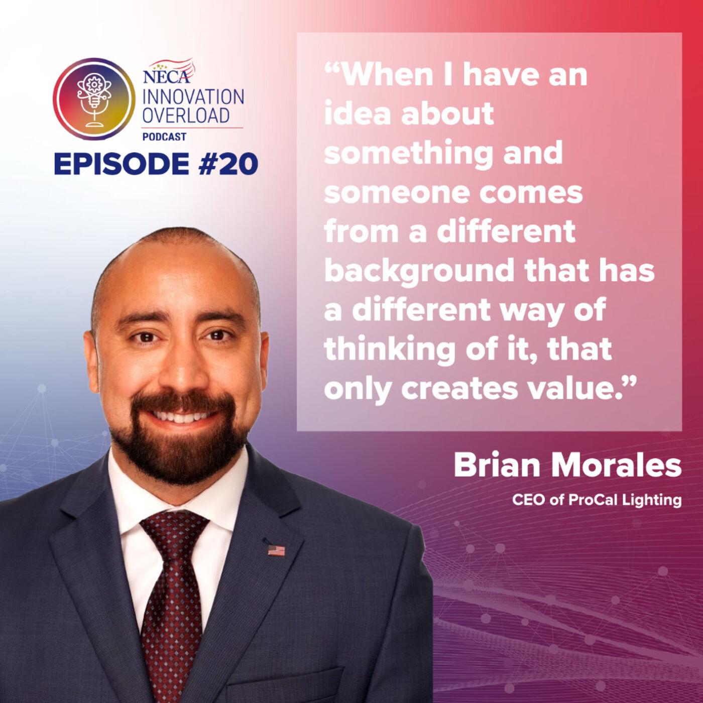 #20 - Brian Morales