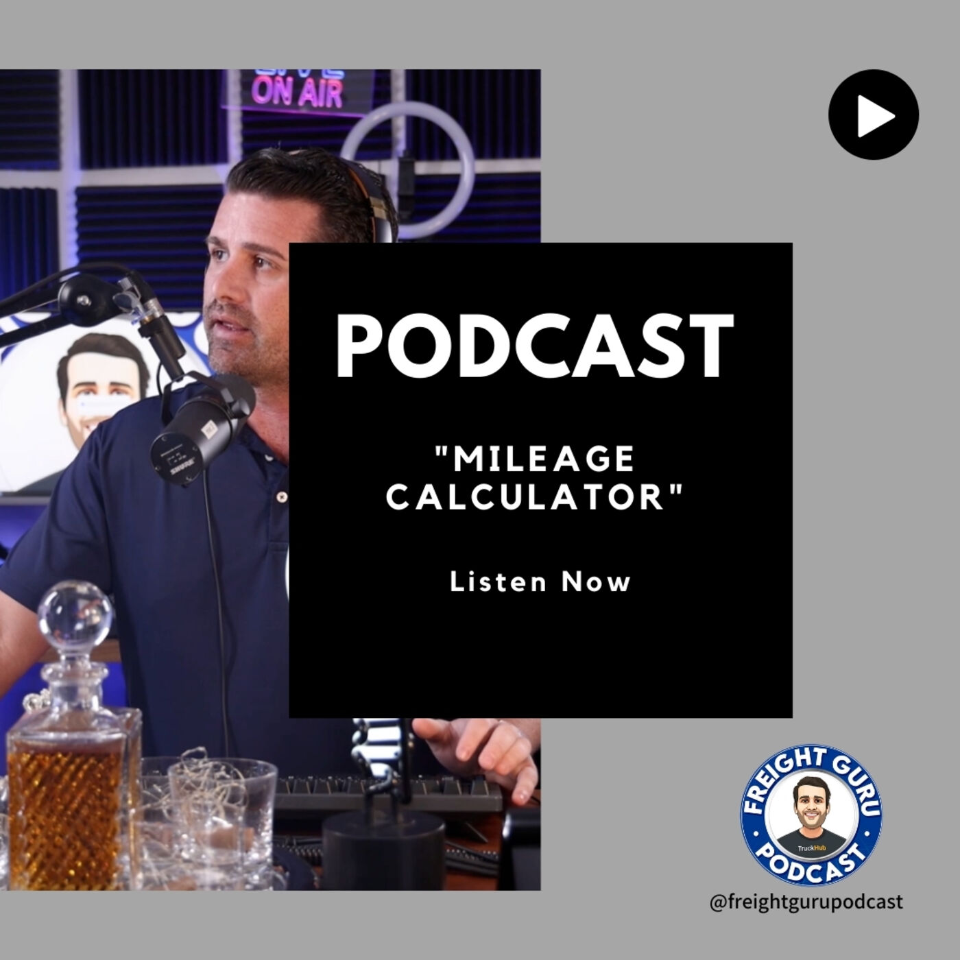 Mileage Calculator - The Freight Guru Podcast Ep. 13