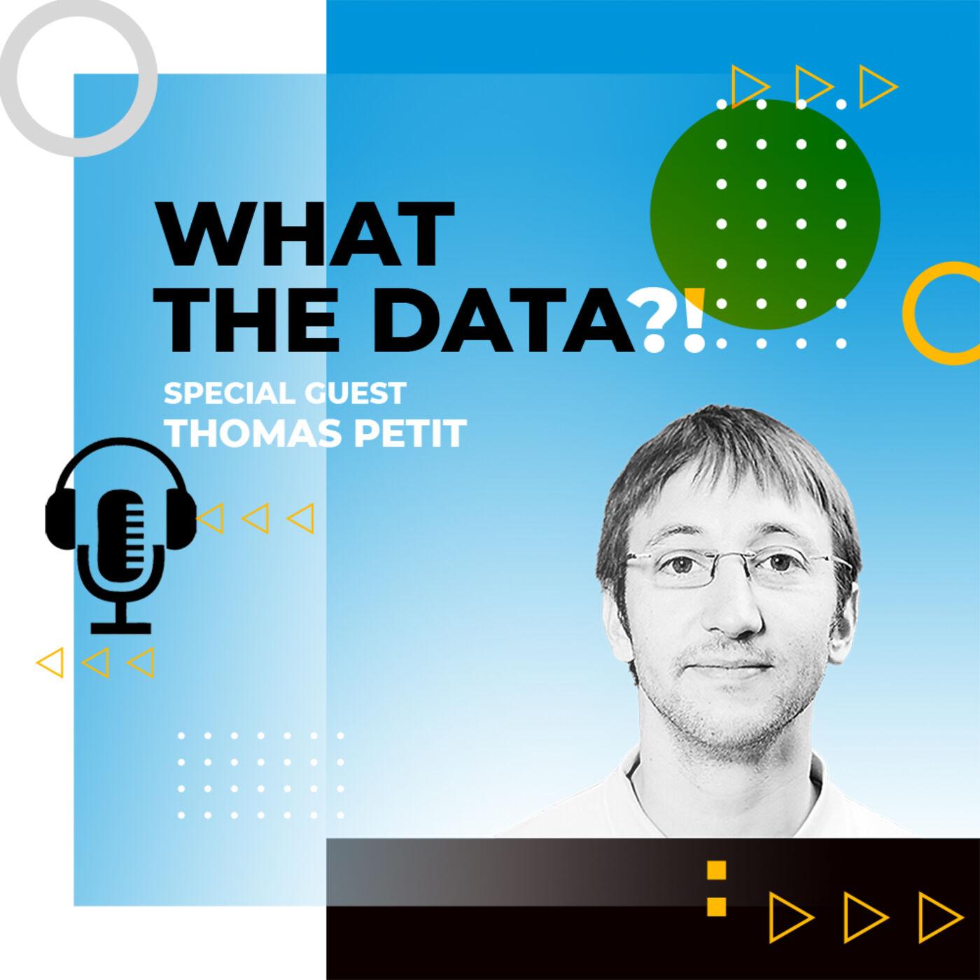 Thomas Petit - Data culture for startups (#13)