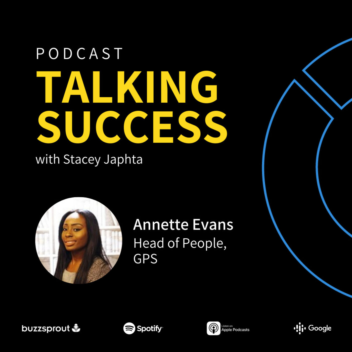 Annette Evans, Head of People at GPS - All things FinTech, hiring the top software developers, & her experience as the first black female at GPS
