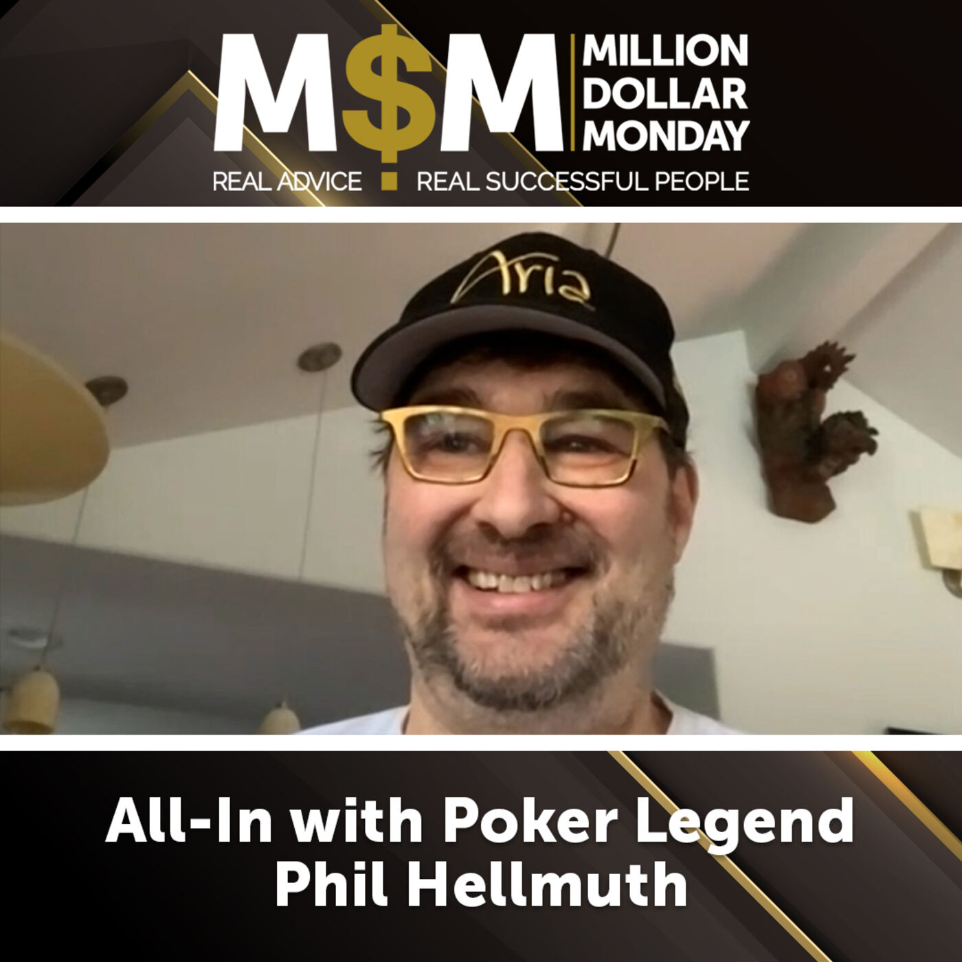 All-In with Poker Legend Phil Hellmuth