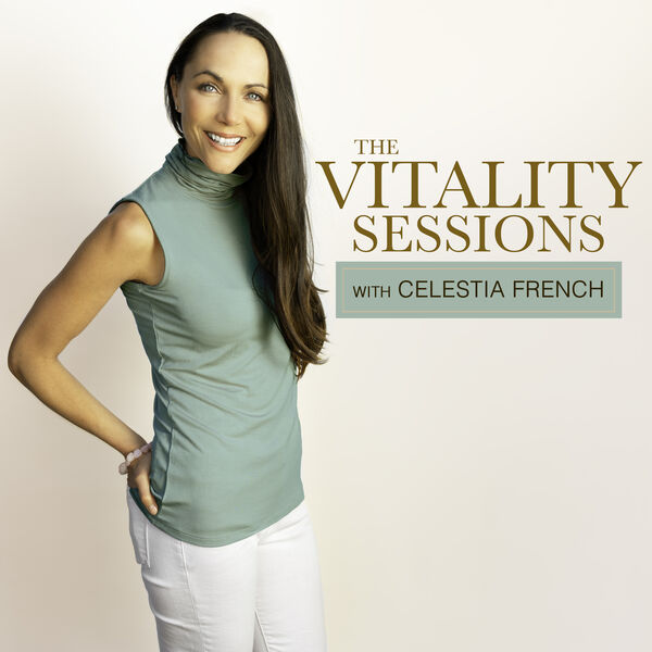 The Vitality Sessions Podcast Artwork Image