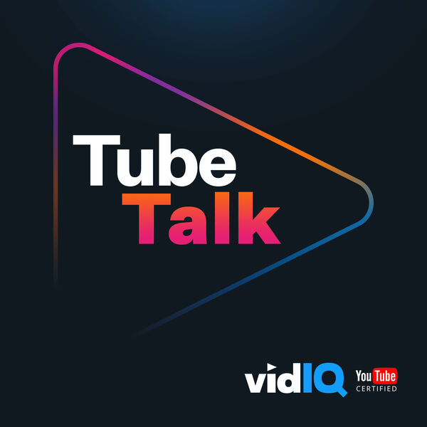 TubeTalk: Your YouTube How-To Guide Podcast Artwork Image