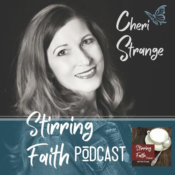 Stirring Faith Podcast Artwork Image