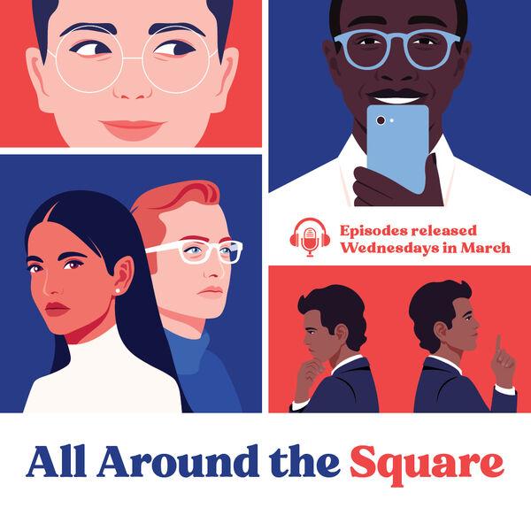 Soap Opera: All Around The Square Podcast Artwork Image