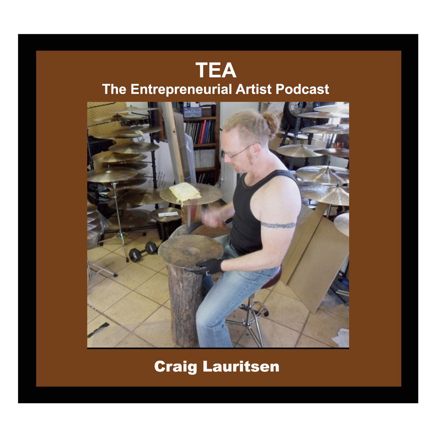 A chat with Craig Lauritsen Cymbal Smith, Musician, Drummer