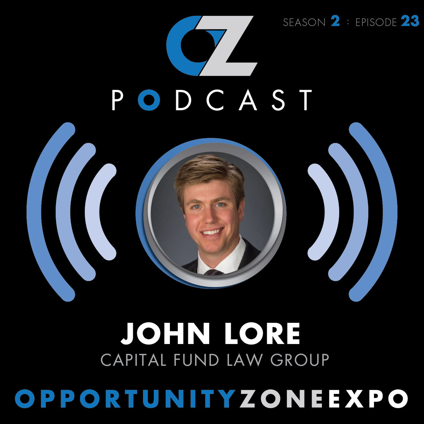 John Lore - Top-Notch Legal Advice from Crypto to Opportunity Zone by way of Utah and Moscow