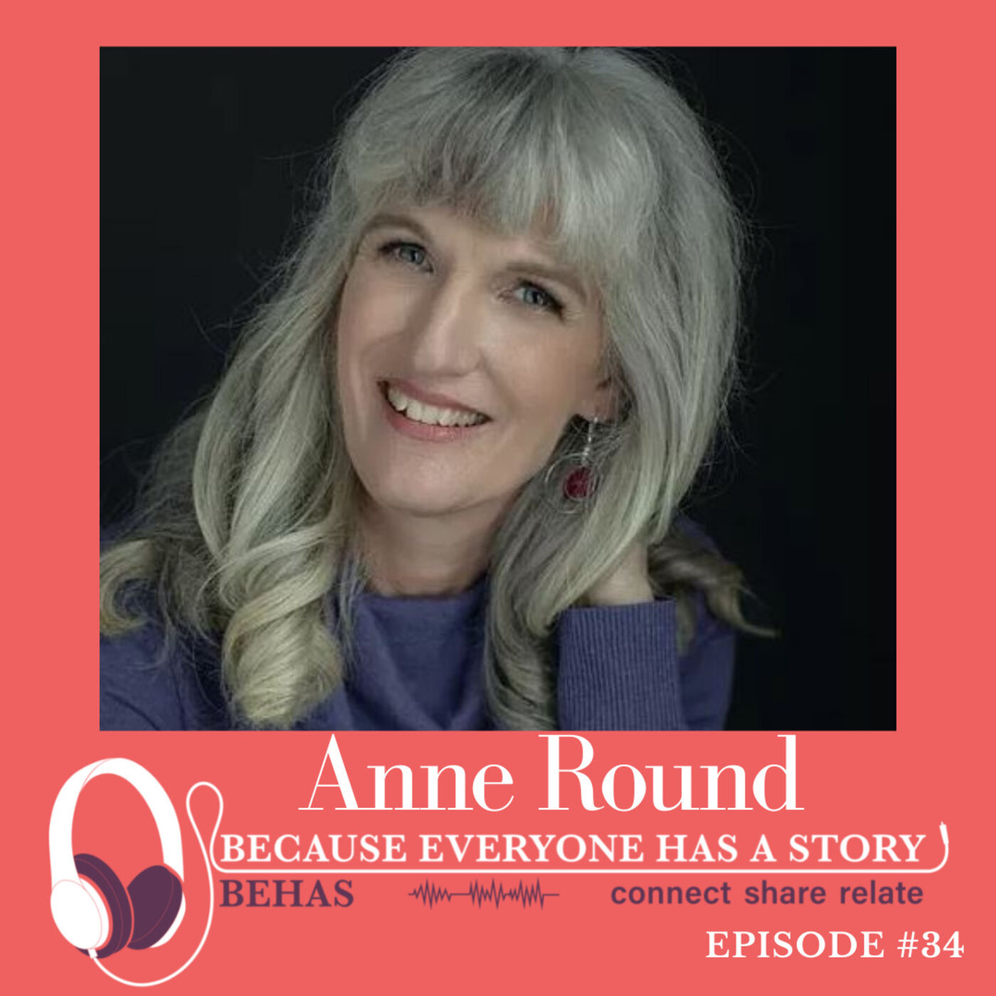 #34 Essences of Truth, The Author – Anne Round