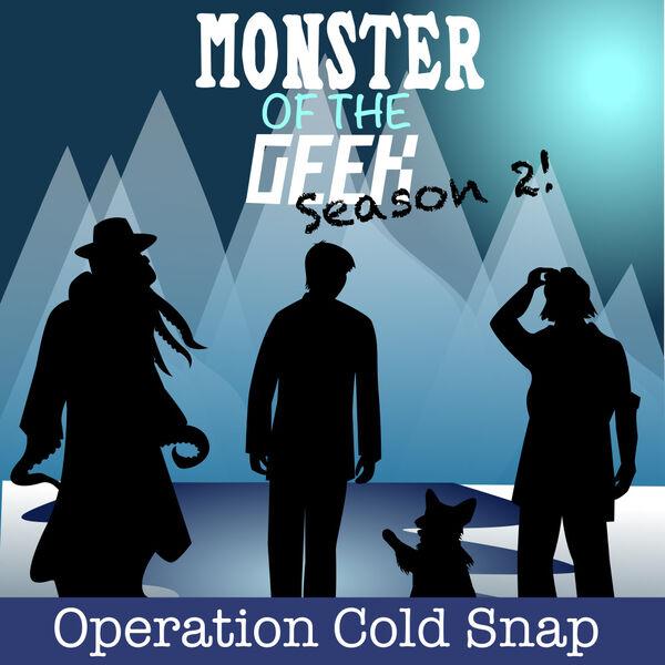 Monster of the Geek Podcast Artwork Image