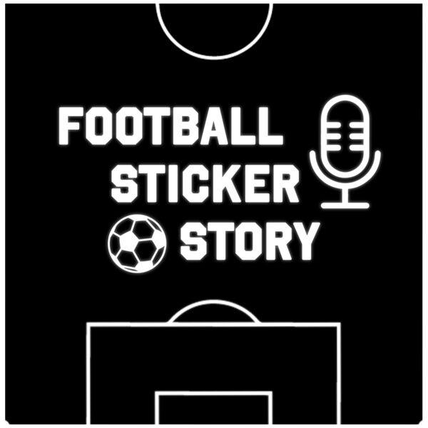 Football Sticker Story Podcast Artwork Image