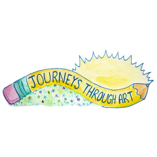 Journeys Through Art Podcast Artwork Image