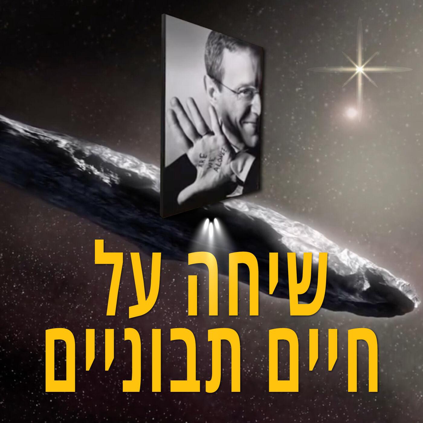 פרק 29 - אסטרואיד או חללית?