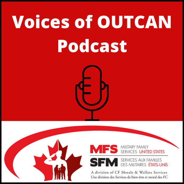 Voices of OUTCAN Podcast Podcast Artwork Image