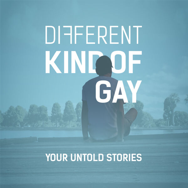 Different Kind Of Gay Podcast Artwork Image