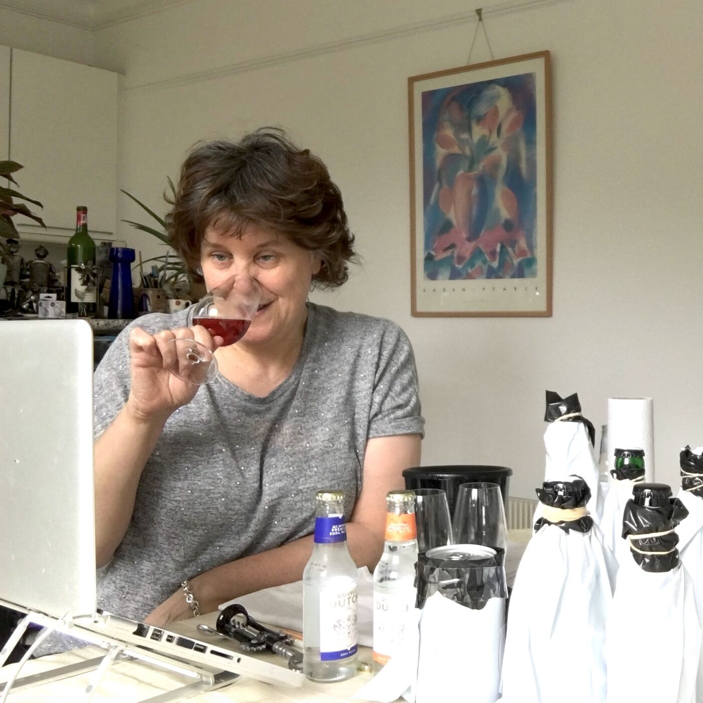 The Science of Flavour:a Podcast with Christine Parkinson