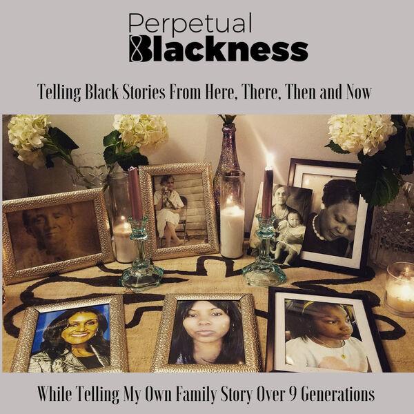 Perpetual Blackness Podcast Artwork Image