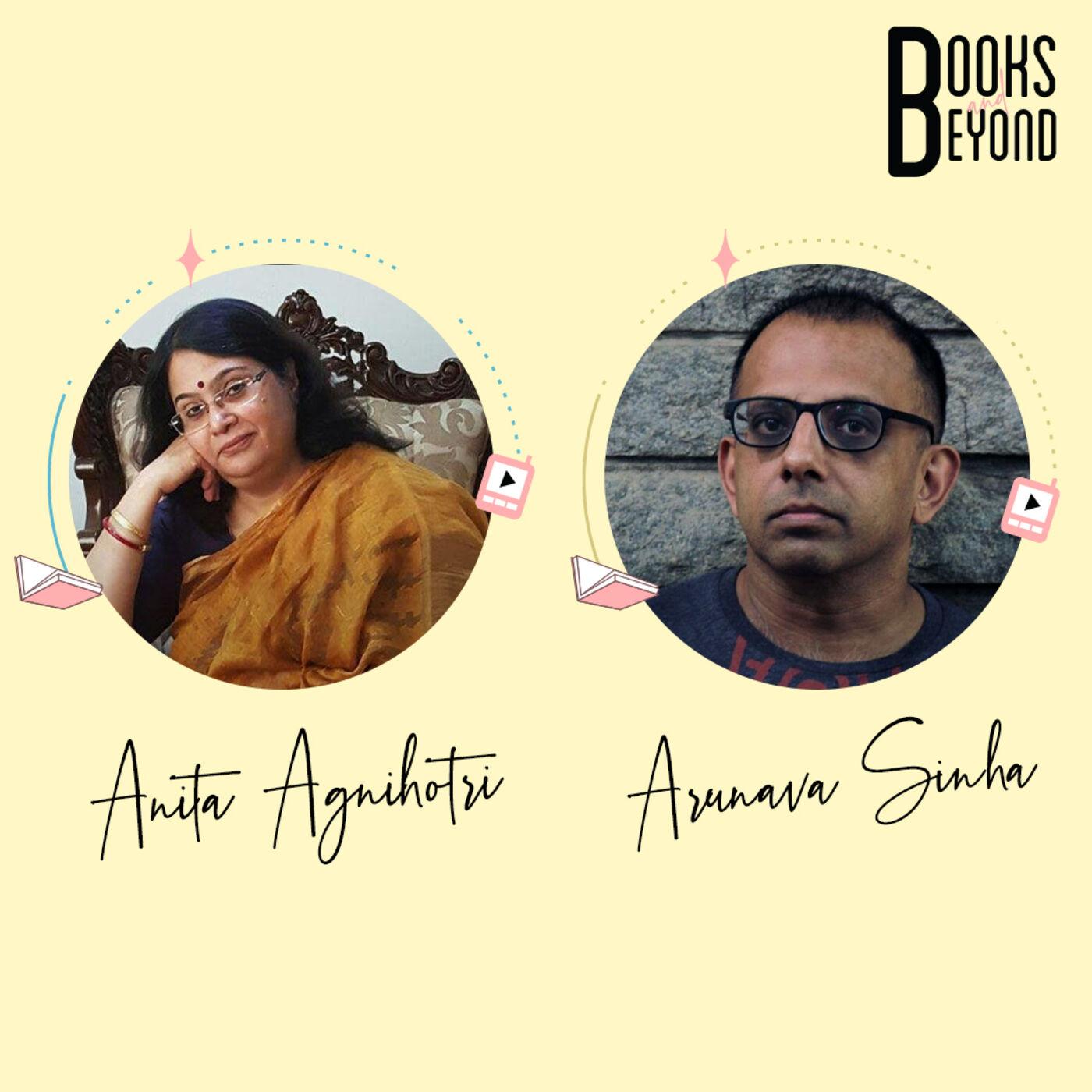 3.6 Arunava Sinha and Anita Agnihotri: Translating A Book Is Like Performing On A Tightrope