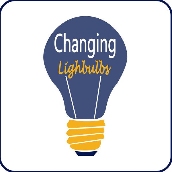 Changing Lightbulbs Podcast Artwork Image