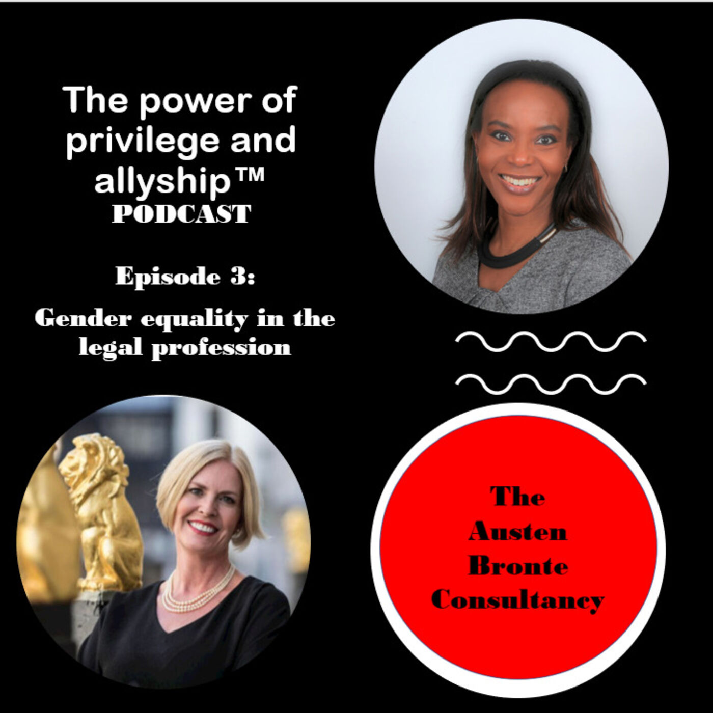 S1 Ep3: Gender equality in the legal profession feat. Christina Blacklaws