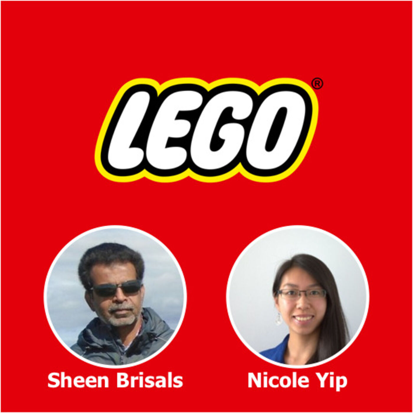 #12 : Serverless at LEGO with Nicole Yip and Sheen Brisals