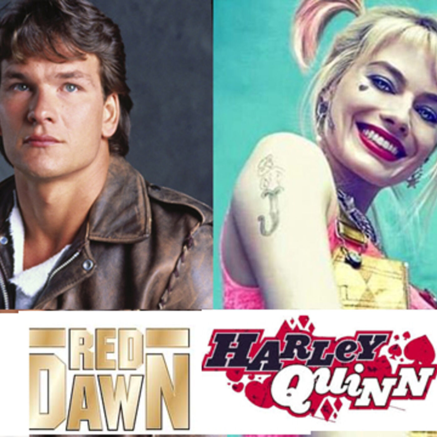 Red Dawn 1984 & Harley Quinn: Birds of Prey Review
