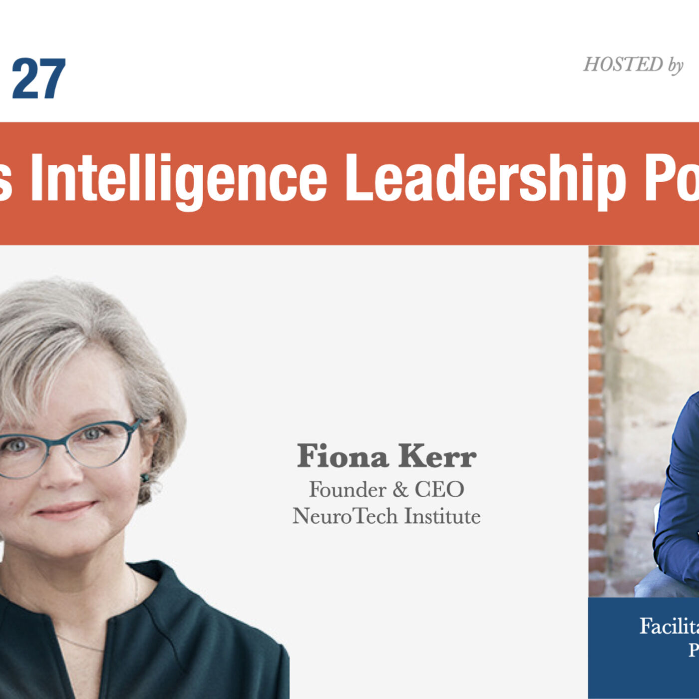 Episode 27: Why leadership needs more complex thinking, how leaders set the tone of the organization through their Volatilome, why leadership that inspires neural synchronization creates a more innovative and futures ready organization, and how to deal wi