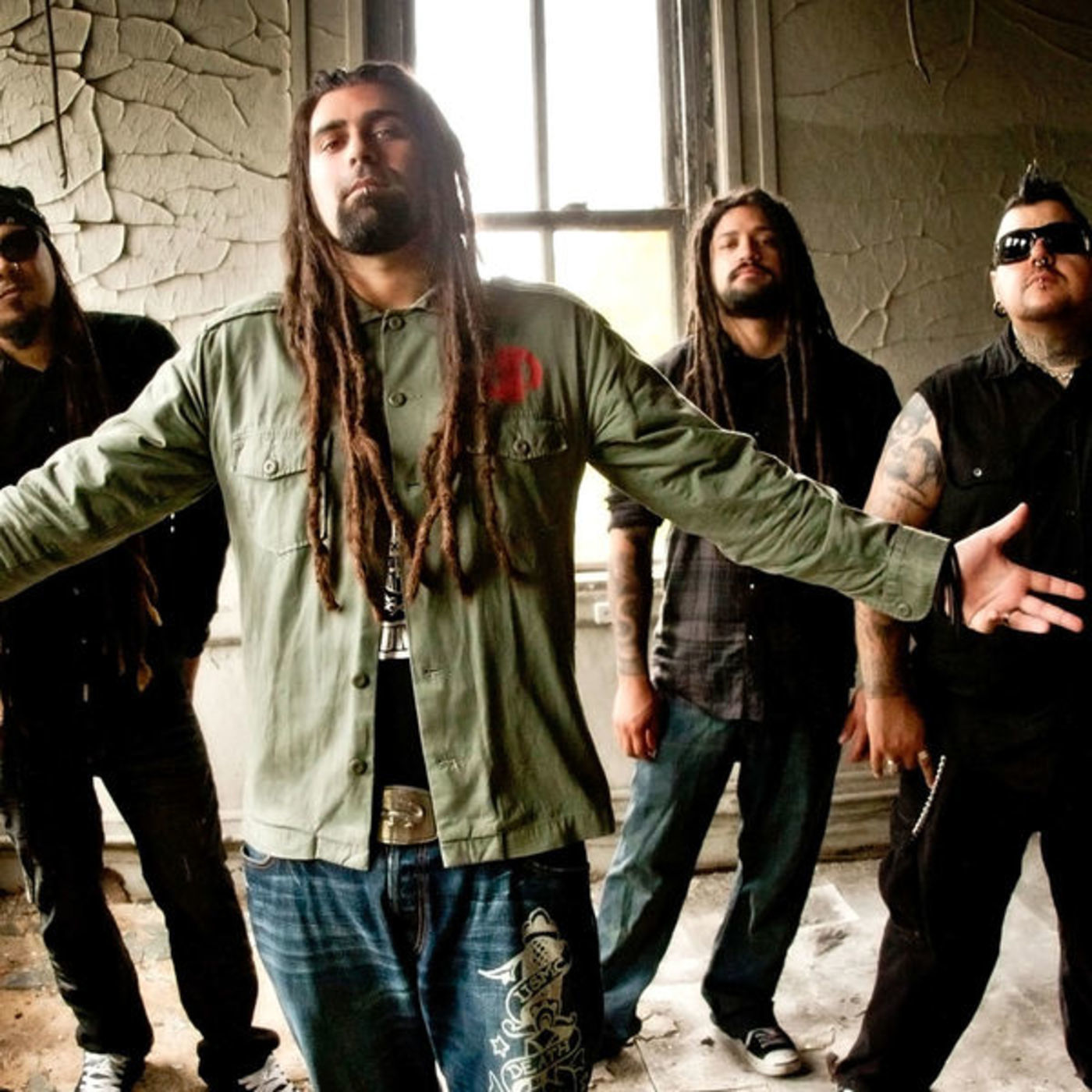 Lazaro Pina of Ill Nino: Remembering and re-igniting 'Revolución'