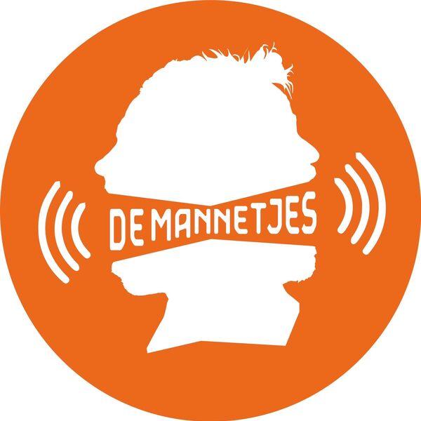 De Mannetjes Podcast Artwork Image