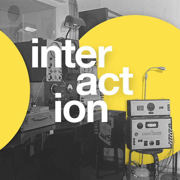 Interaction Podcast Artwork Image