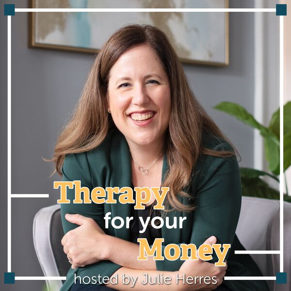 Therapy For Your Money Podcast Artwork Image