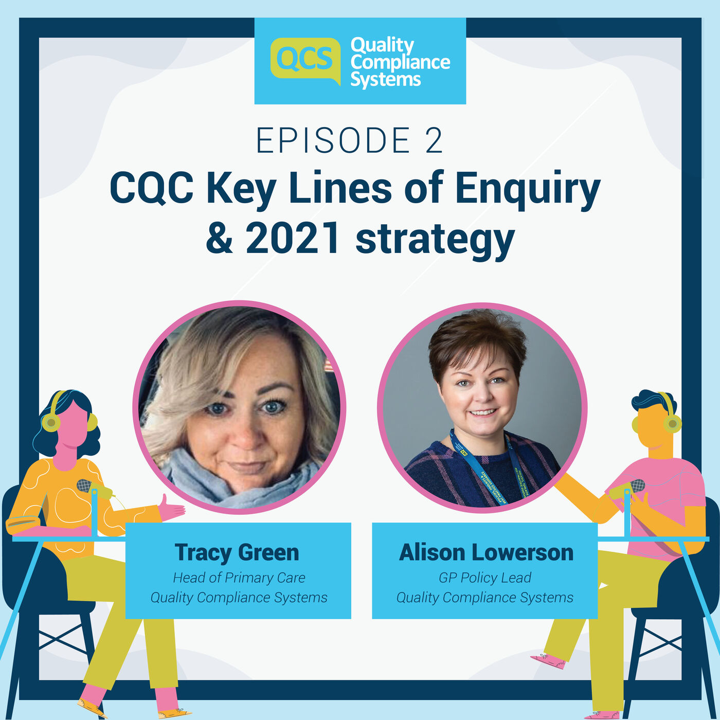 CQC - Key Lines of Enquiry and 2021 strategy