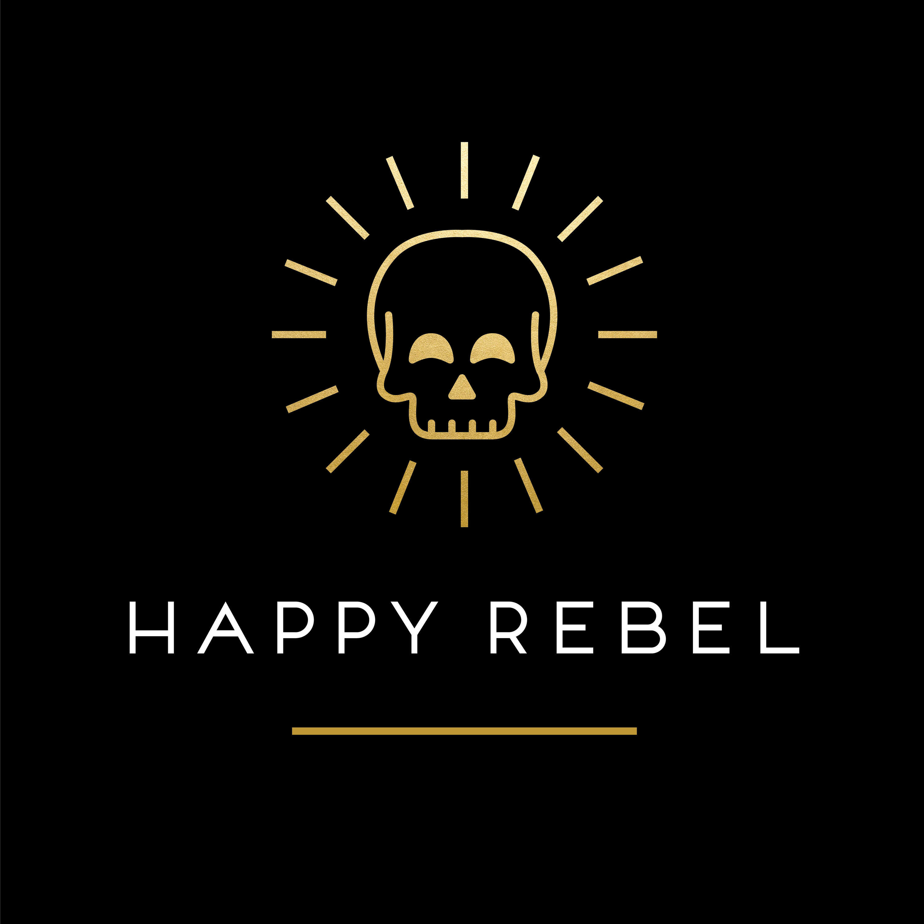 Introducing the Happy Rebel Podcast!