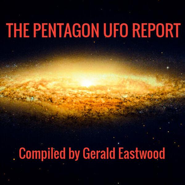 The Pentagon UFO Report Podcast Artwork Image