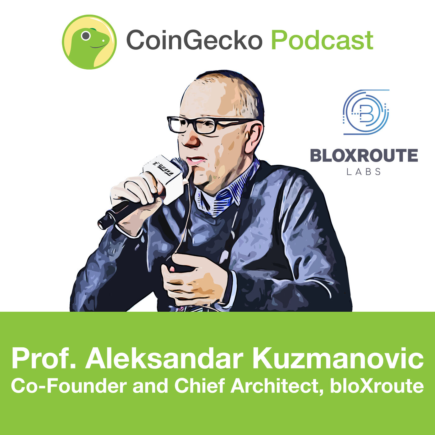 Scaling Blockchains on Layer 0 with Professor Kuzmanovic of bloXroute - Ep. 12