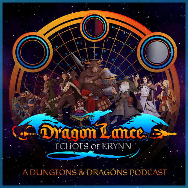 Dragonlance: Echoes of Krynn Podcast Artwork Image