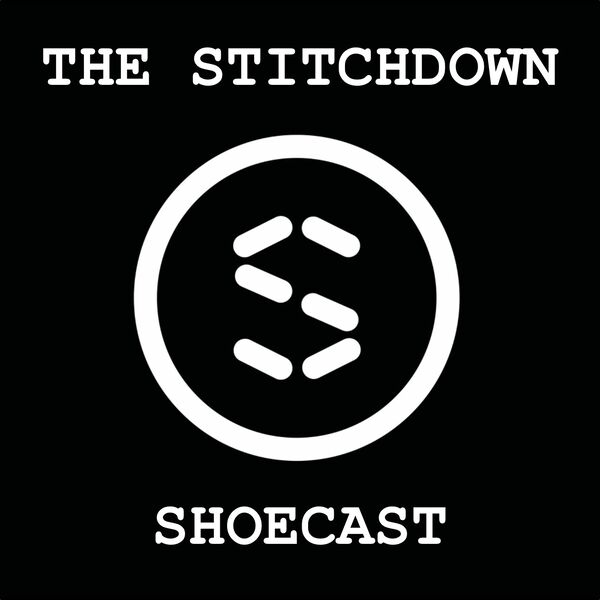 The Stitchdown Shoecast Podcast Artwork Image