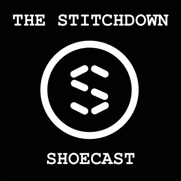 The Stitchdown Shoecast Podcast Artwork Image