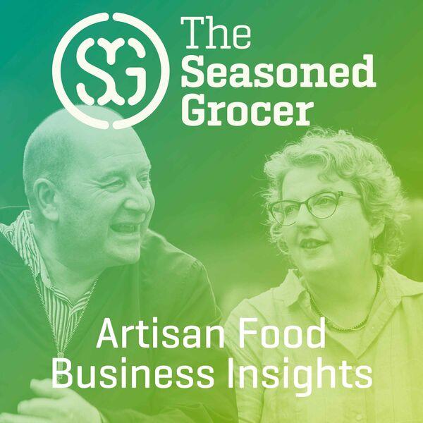 The Seasoned Grocer Podcast Podcast Artwork Image