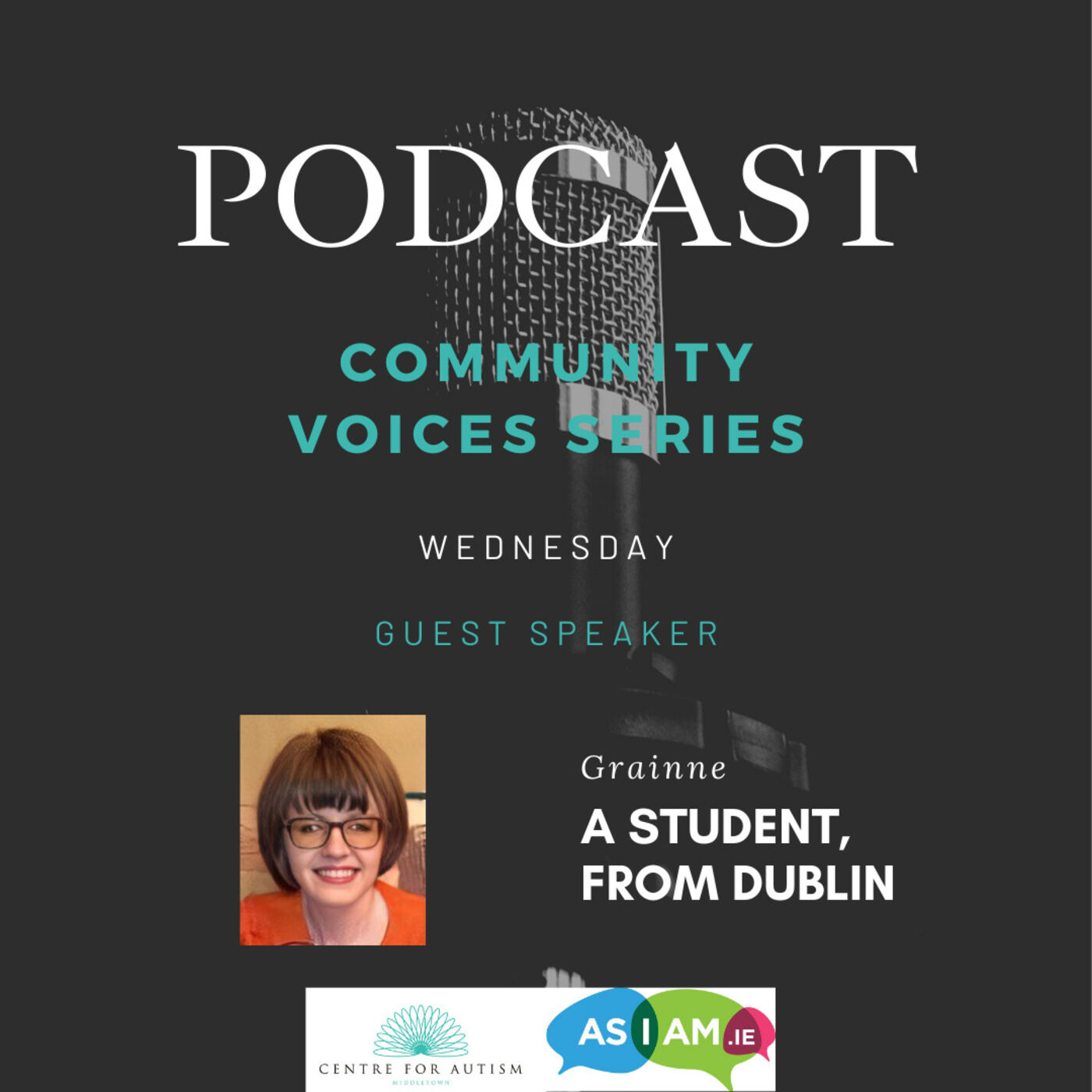 Community Voices Week 1 Grainne